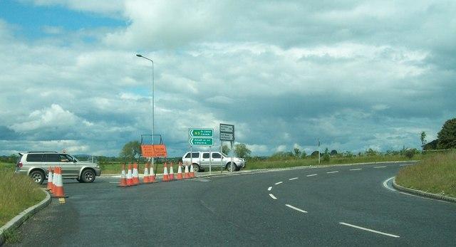 Roadblock on the N3