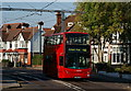 TQ3365 : Arriva bus in Addiscombe Road, Croydon by Peter Trimming