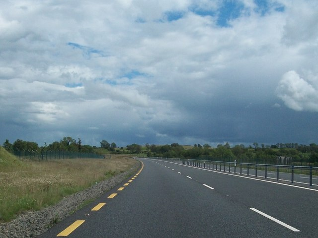 The N3 south of Drumbaragh