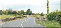 N7377 : The Moynalty Road Bridge over the Blackwater River by Eric Jones
