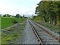 SE0790 : Wensleydale Railway, nr. Preston under Scar by Paul Buckingham