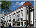 TQ2981 : Heal's, Tottenham Court Road by Stephen Richards