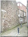 NO8785 : Wallace Wynd, Stonehaven by Stanley Howe