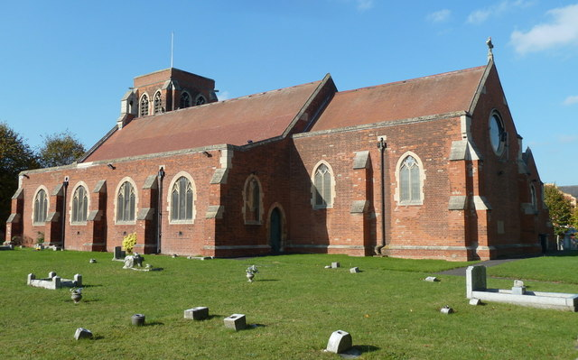 Church of St Mary Magdalene, Creswell