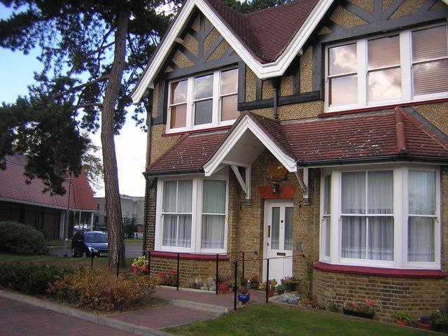 Cottage for tuberculosis sufferers, former Barnardo's home, Barkingside