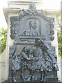 TQ4489 : Monument to Thomas Barnardo at the former Barnardo's home, Barkingside by Christopher Hilton