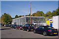 TQ4664 : Chelsfield Station by Ian Capper