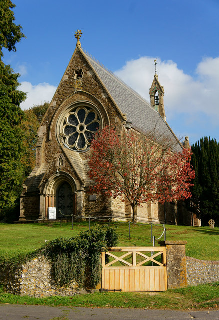 St.Mary's Church, Itchen Stoke, Hampshire