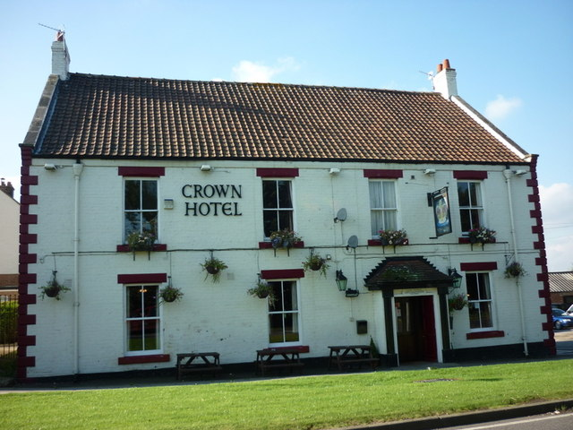 The Crown Hotel, Kirklevington