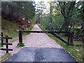 NH8908 : End of the public road near Loch an Eilein, Rothiemurchus by Phil Champion
