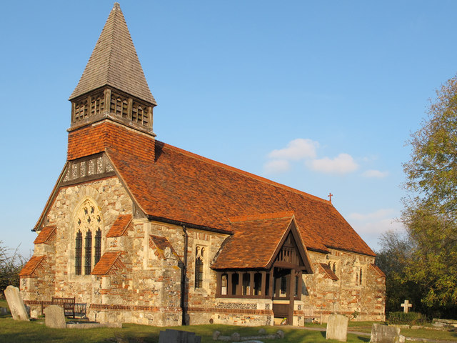 All Saints' Church, Creeksea