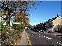 TQ3355 : Chaldon Road, Caterham by Derek Harper