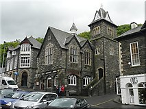 NY3704 : The Market Hall, Ambleside by Rose and Trev Clough