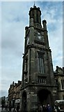 NS3321 : Wallace Tower by Andy Farrington