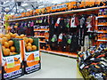 SO9590 : Halloween at Tesco by Gordon Griffiths