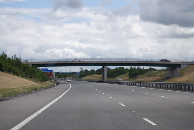Grove Lane Bridge, M6 (Toll)