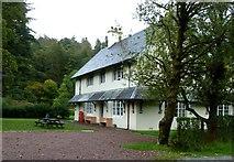 NM7047 : Achranich House by Peter Bond