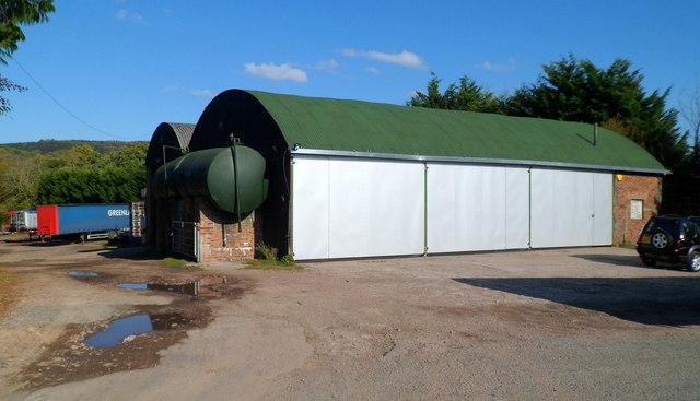 Depot, Manson's Lane, Monmouth