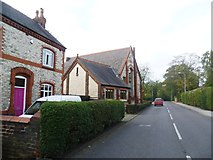 SJ6495 : Converted Chapel - Culcheth by Anthony Parkes