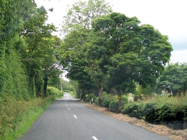 View south in the direction of Knockaraheen