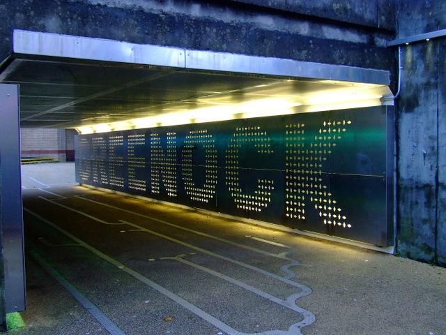 West Stewart Street underpass