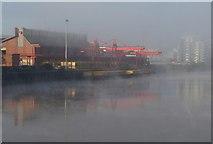 TQ2575 : Western Riverside Transfer Station by Derek Harper
