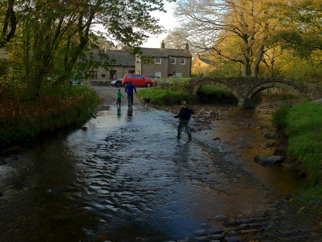 Ford at Wycoller