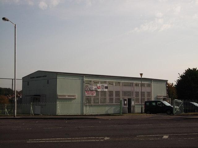 Fieldway Community Centre, New Addington © David Anstiss ...