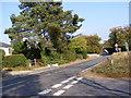TM3957 : B1069 Bridge Road by Adrian Cable