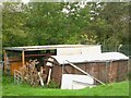 NY5455 : Agricultural buildings north of Castle Carrock by Mike Quinn