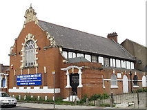 TQ2282 : The Divine Redeemers Ministries (Int.), Harrow Road, NW10 (2) by Mike Quinn