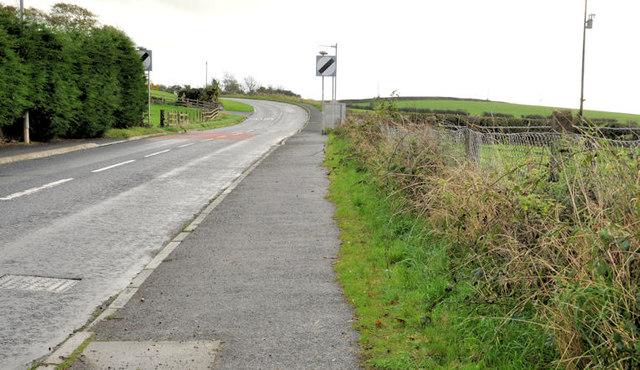 The Movilla Road, Newtownards (1)