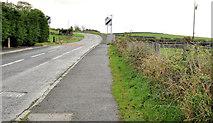 J5174 : The Movilla Road, Newtownards (1) by Albert Bridge