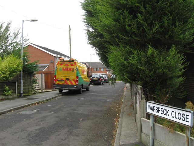Warbreck Close, Bolton