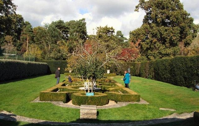 Shakespeare Garden - Herstmonceux