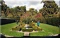 TQ6410 : Shakespeare Garden - Herstmonceux by Paul Gillett