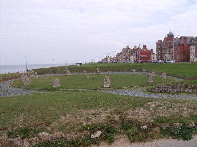 Gorsedd stone circle, Rhyl