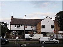TQ3765 : The Goat, Public House, Spring Park by David Anstiss