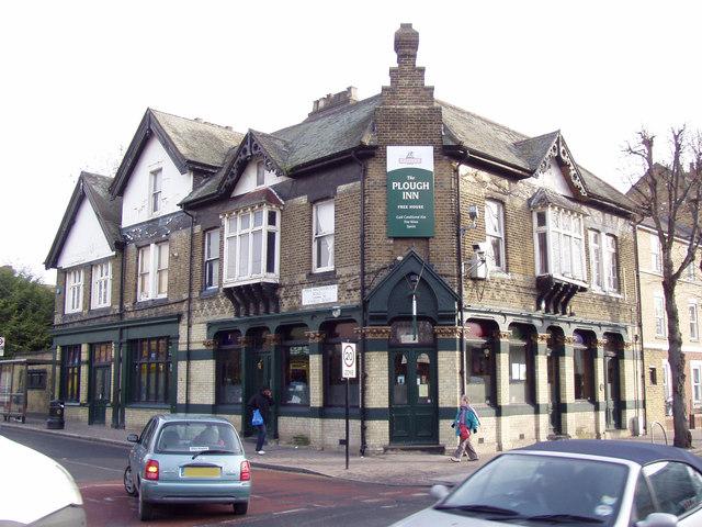 """The Plough"" Wood Street (B160) Walthamstow"