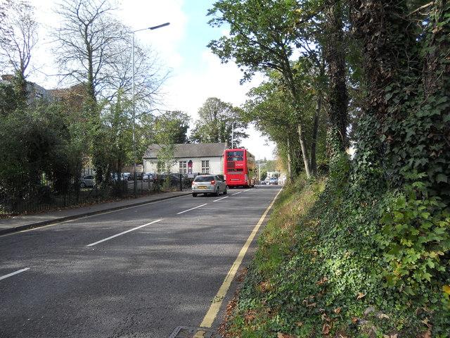 Saint Mary's Lane Upminster