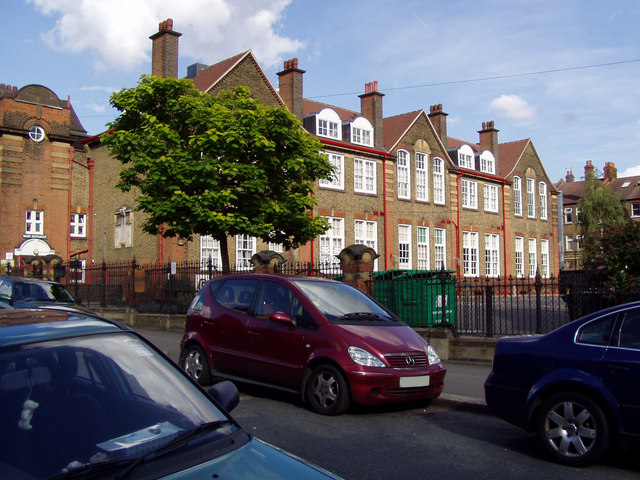 Sybourn Primary School Sybourn Street Leyton