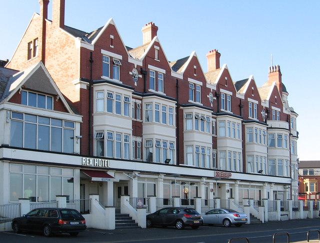 Whitley Bay - Rex Hotel