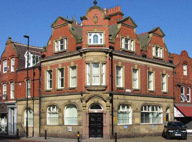 Whitley Bay - ex-bank