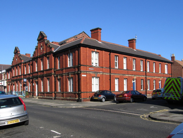 Whitley Bay - Police Station