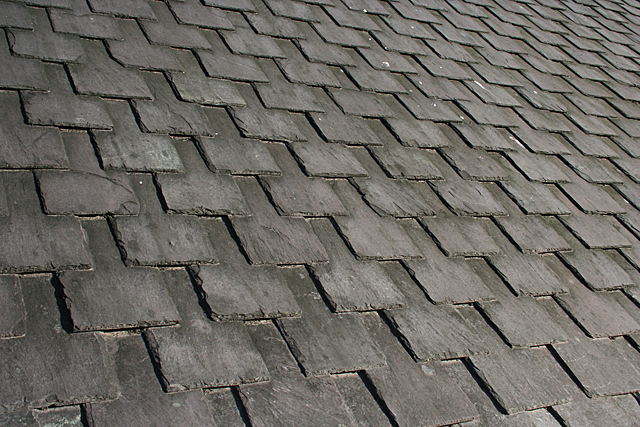 Slate Roof 169 Anne Burgess Cc By Sa 2 0 Geograph Britain