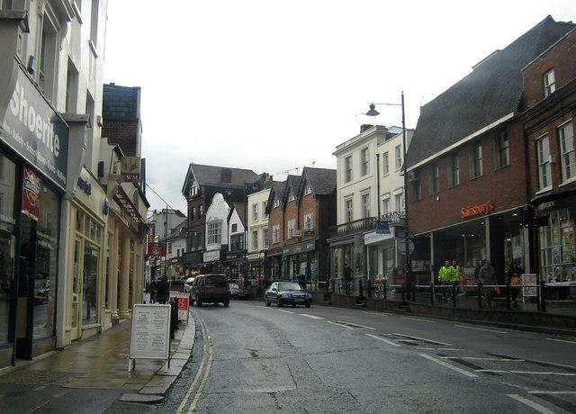 Dorking High Street