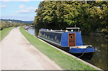 ST7565 : Kennet and Avon Canal, Bath by Philip Halling