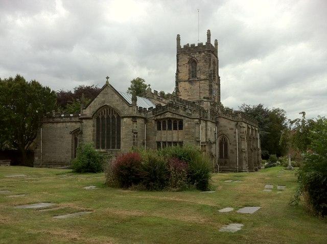 St. Helen's Church, Ashby-de-la-Zouch