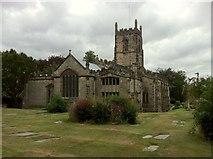 SK3616 : St. Helen's Church, Ashby-de-la-Zouch by Andrew Abbott