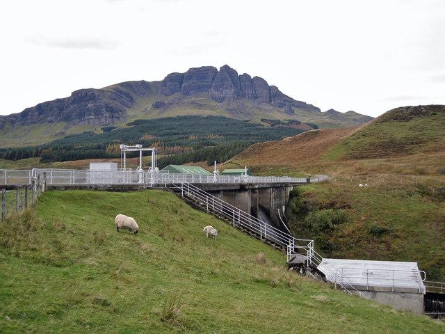 Storr Lochs Dam